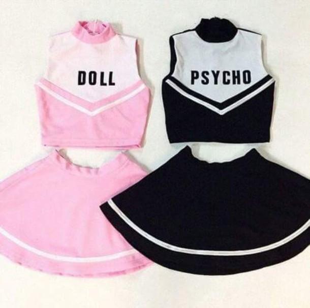 dress psycho cute cute outfits twins