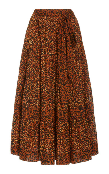 Ulla Johnson Sierra Cotton Skirt