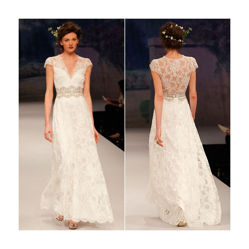 Wedding Dress Trend: Sexy Backs - Claire Pettibone - Stunning Cheap Wedding Dresses|Prom Dresses On sale|Various Bridal Dresses
