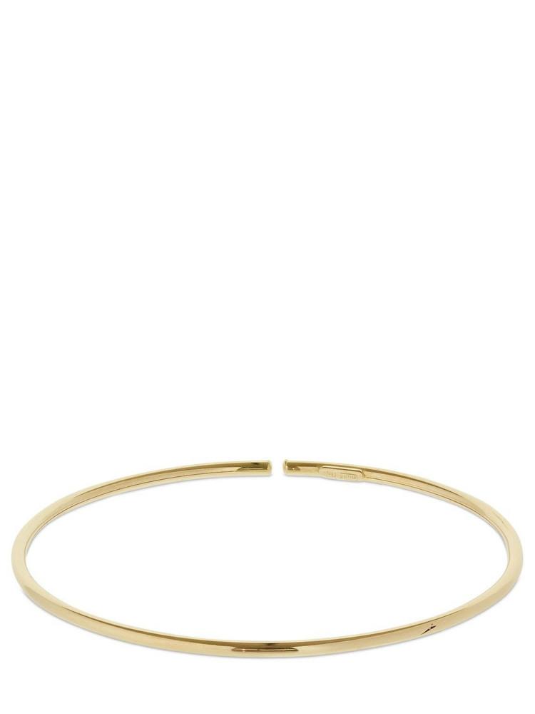AG 18kt Gold Rigid Bracelet