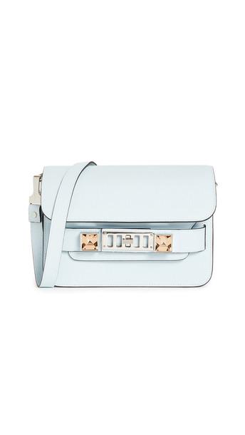 Proenza Schouler PS11 Mini Classic Bag in blue