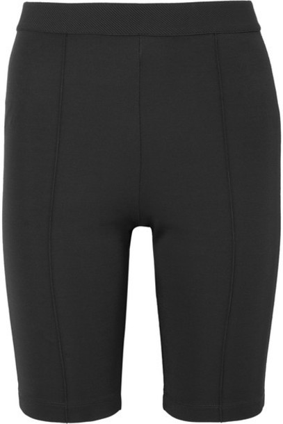 GAUGE81 - Stretch-cady Shorts - Black