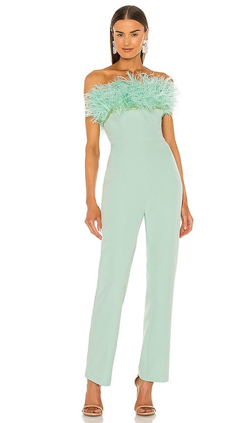 Bronx and Banco Lola Jumpsuit in Mint