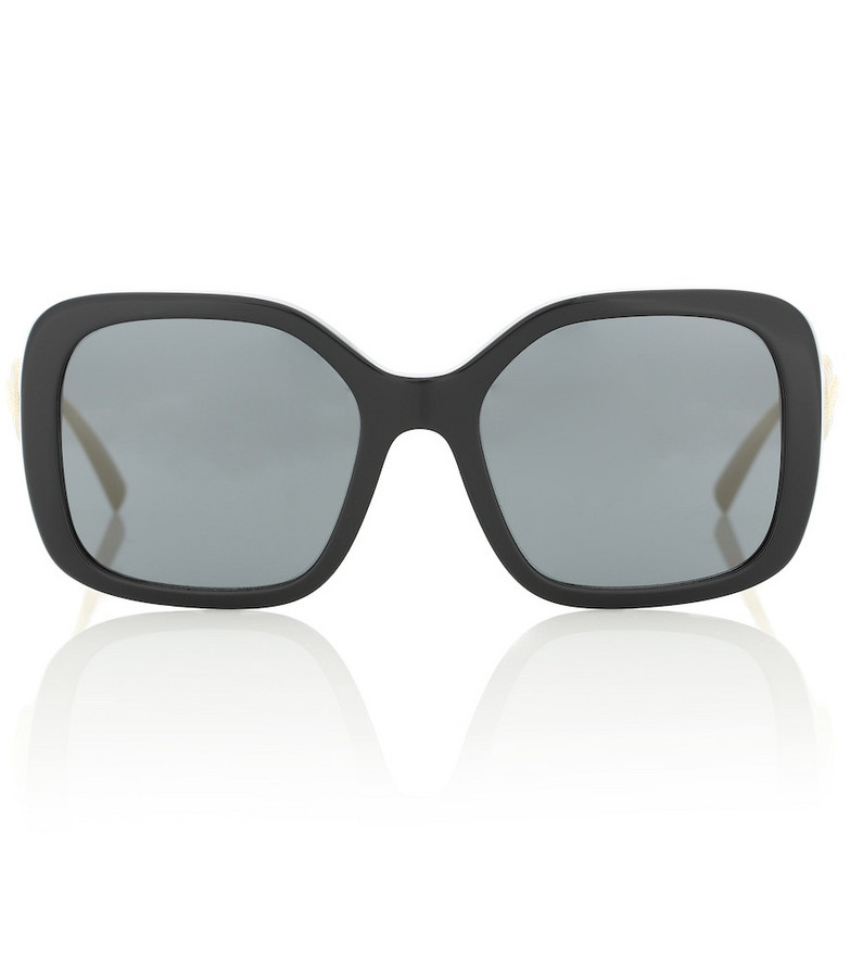 Versace Square sunglasses in black