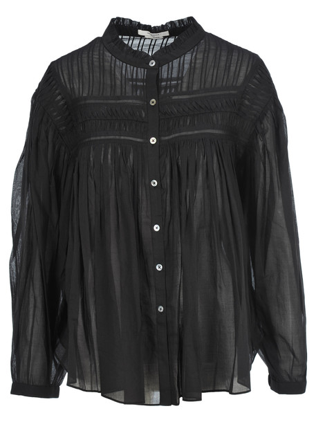 Isabel Marant Étoile Im Etoile Lalia Shirt in black