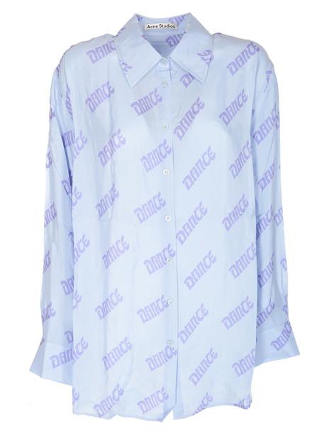 Acne Studios Dance Printed Shirt