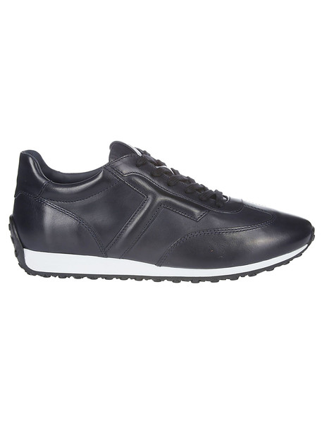 Tod's Lace-up Sneakers in blue