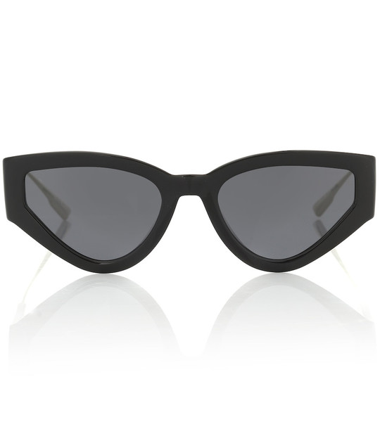 Dior Sunglasses Cat Eye Style 1 acetate sunglasses in black