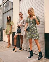 dress,bag,shoes