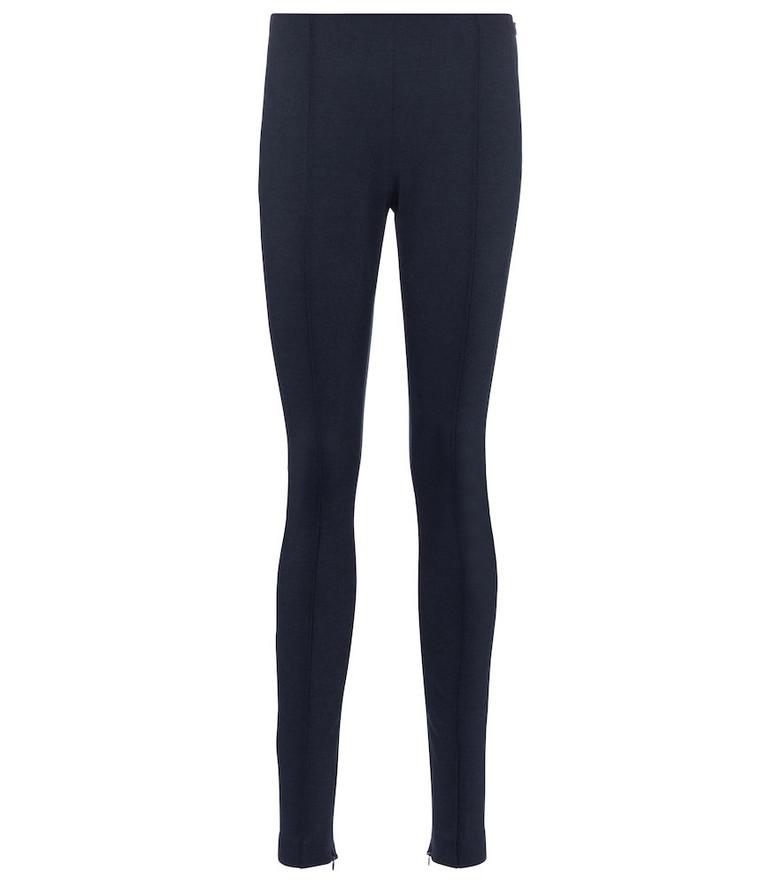 Polo Ralph Lauren Stretch leggings in blue