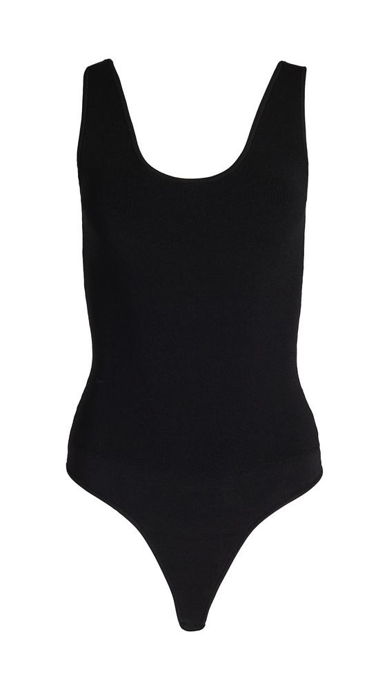 A.L.C. A.L.C. Marley Thong Bodysuit in black