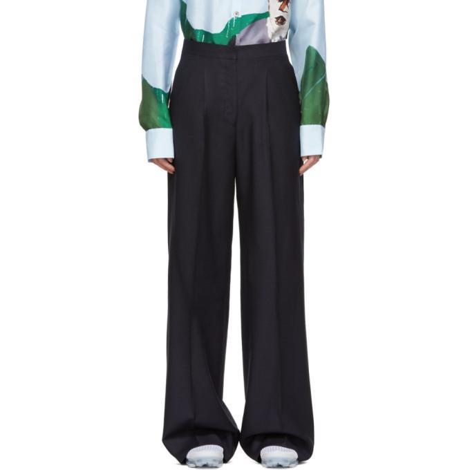 Études Études Navy Transition Trousers