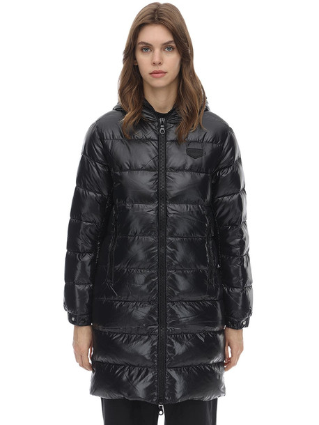 DUVETICA Tyl Nylon Down Jacket in black