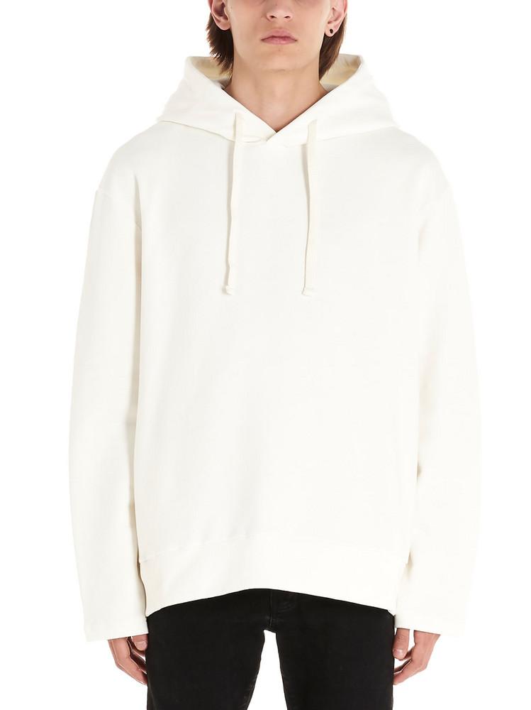 Ih Nom Uh Nit lil Wayne Hoodie in white