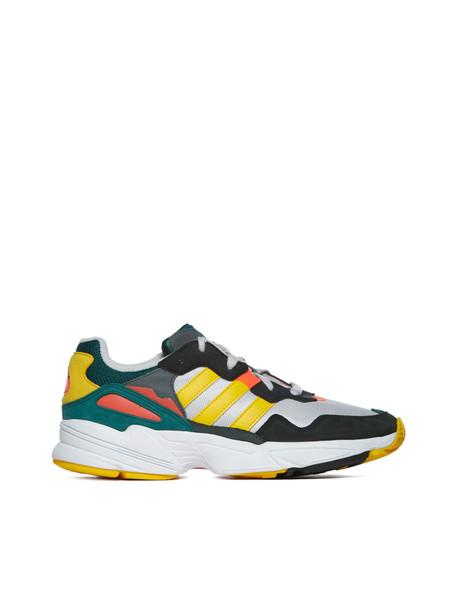 Adidas Originals Yung 96 Sneakers in bianco