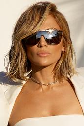 sunglasses,black,gold,accessories,jlo x quay,summer