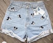 shorts,mickey mouse,disney
