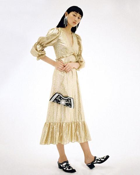 bag jewels dress