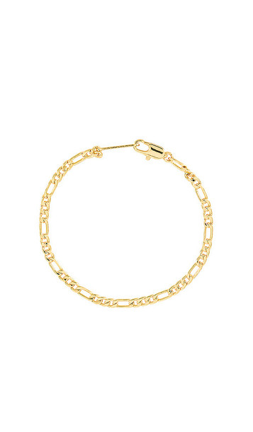 Jenny Bird Amaal Bracelet in Metallic Gold