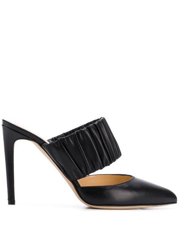 Chloe Gosselin Kiera 100mm mules in black
