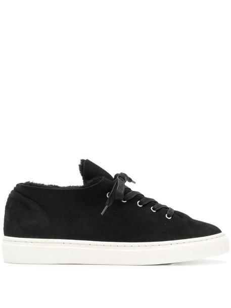 Officine Creative Leggera sneakers in black