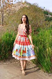 southerncaliforniabelle,blogger,dress,shoes,belt,make-up