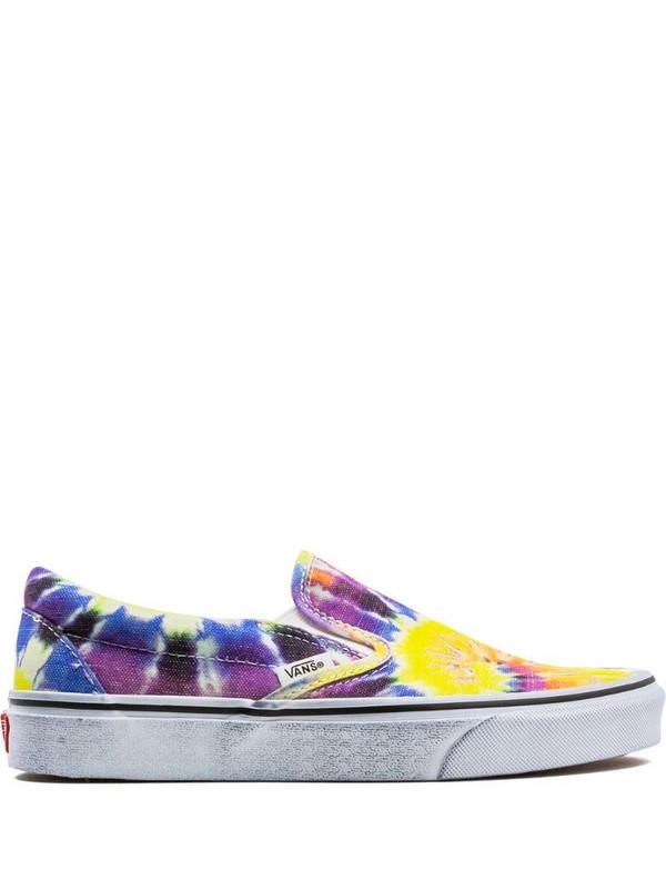 Vans Classic Slip-On sneakers in yellow