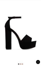 shoes,black heels