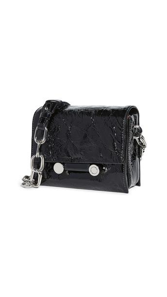 Marni Caddy Crossbody Bag in black