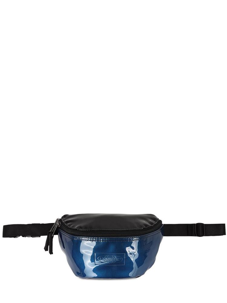 EASTPAK Springer Glossy Belt Bag in blue