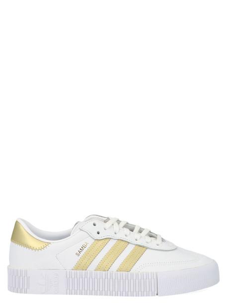 Adidas Originals sambarose Shoes in white