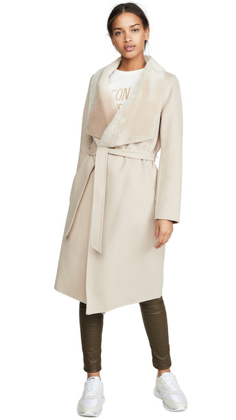 Mackage Sybil Coat in sand