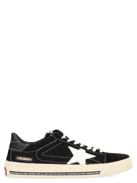 Golden Goose 'grind Star' Shoes in black