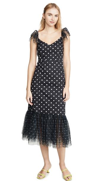 STAUD Marwa Dress in black