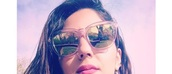 sunglasses,pink,clear,mirrored