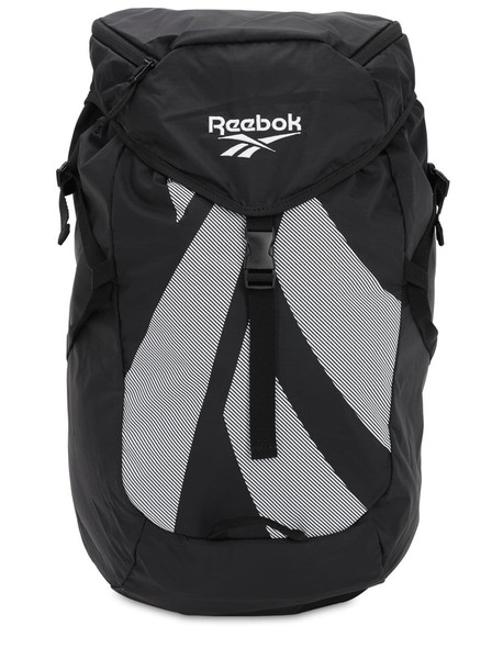 REEBOK CLASSICS Classics Lost Found Backpack in black