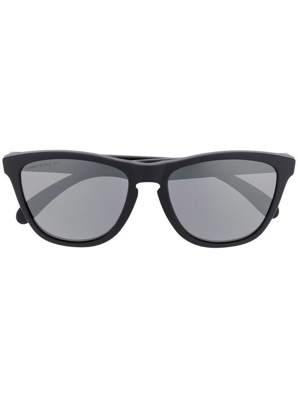 Oakley Holbrook tinted sunglasses in black