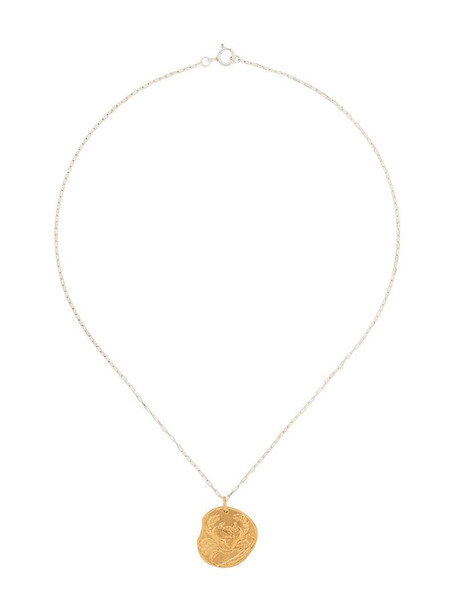 Alighieri The Scattered Decade Chapter II necklace in gold