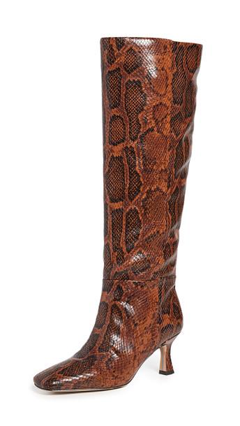 Sam Edelman Lillia Boots in brown