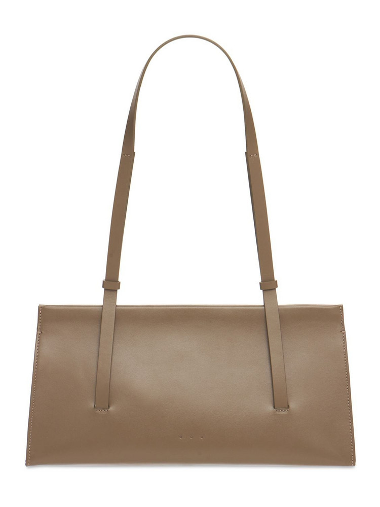 AESTHER EKME Baguette Smooth Leather Bag