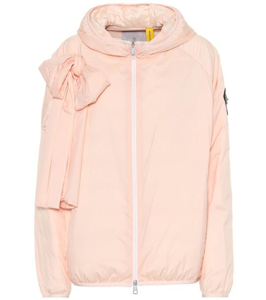 Moncler Genius 4 MONCLER SIMONE ROCHA Annie jacket in pink