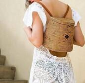 bag,rattan,natural,rattan bag,summer bag,rattan pattern,boho,bohemian,boho chic