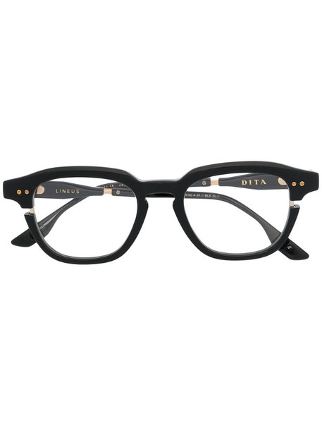 Dita Eyewear sunglasses-overlay frames in black