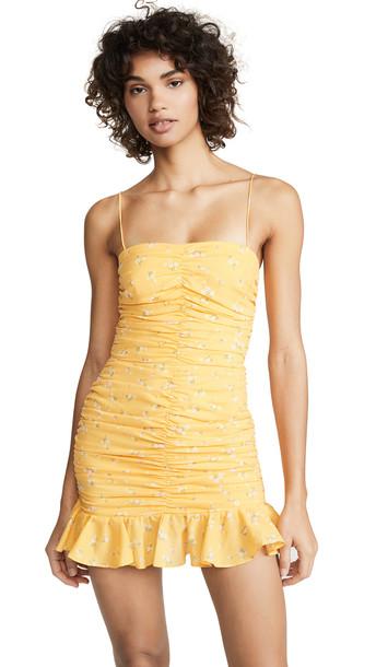 Bec & Bridge Marigolds Fields Dress in print