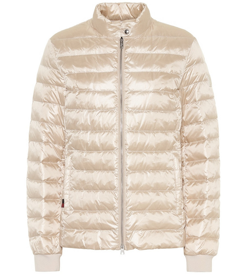 Woolrich Magnolia quilted down jacket in white
