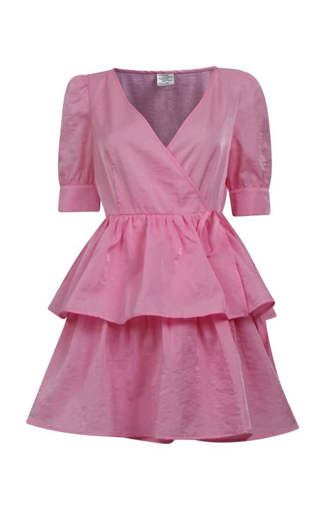 Baum und Pferdgarten Celine Blouson Sleeve Cardigan in pink