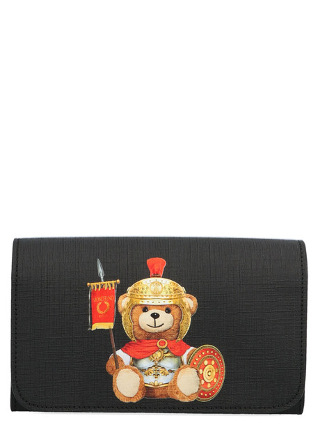 Moschino teddy Gladiatore Bag in black