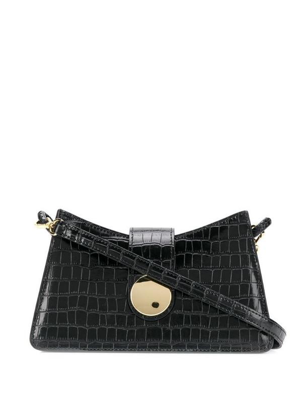 Elleme Baguette shoulder bag in black