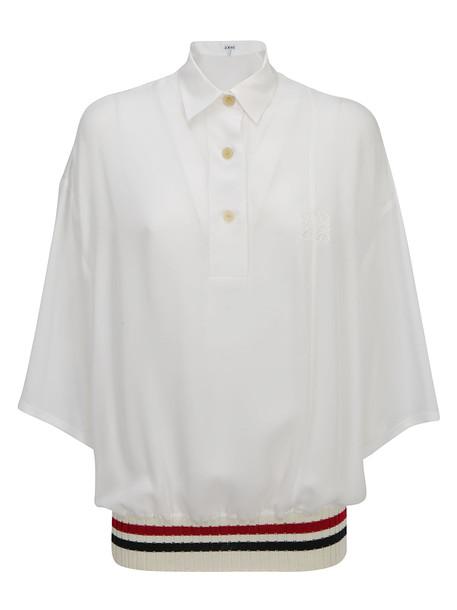 Loewe Blouse in white