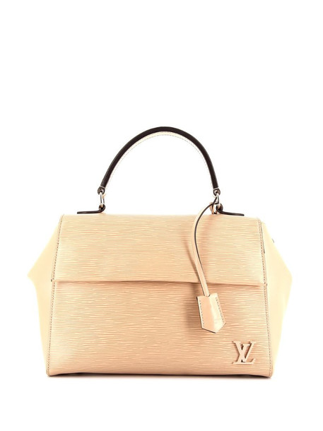 Louis Vuitton 2015 pre-owned medium Cluny tote bag in beige